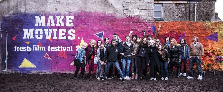 The Fresh Film Festival. Ireland's largest youth filmmaking festival. With heats around the country and the final in Limerick.