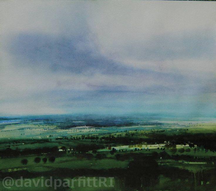 David Parfitt RI_On the top road