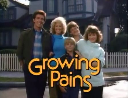 After my parents picked me up from my babysitter's, I would sit on the couch, eat chopped dates, and watch Growing Pains.