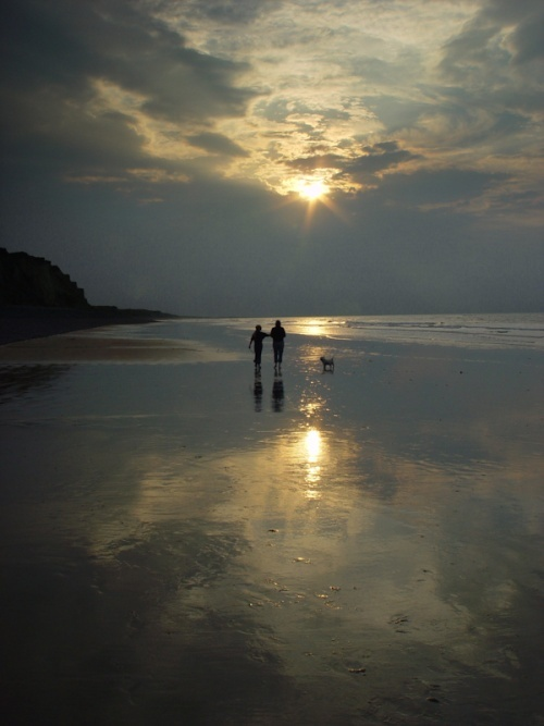 Sums up why i have no intention of leaving. Sheringham, summer 2012