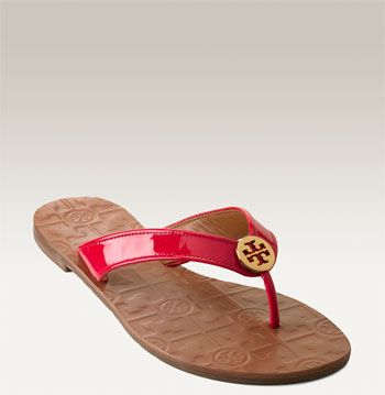 "Must buy these Tory Burch ""Thora"" Sandals: Colors Obsession, Burch Sandals, Sandals Shoes, Burch Thora, Fav Sandals, Tory Burch, Thora Sandals, Claambassador Gamecocks, Fashion Fabulous"