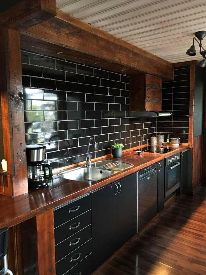 Kök - Kitchen Annika Strid - Återbruka mera! @Facebook