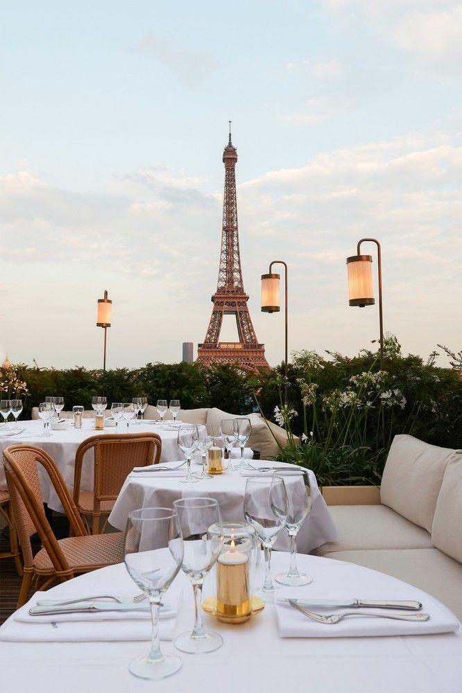 Girafe The Luxury Restaurant By Top Architect Joseph Dirand Boca Do Lobo Inspiration And Ideas Dicas De Viagem Para Paris Férias Dos Sonhos Torre Eiffel