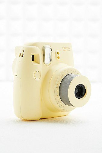 If there was ever a time to take lots of photos it's when the sun is out and the nights are long! Go modern-retro with this Fujifilm Camera Instax Mini 8, polaroid camera (available in a variety of colours) £90 www.urbanoutfitters.com