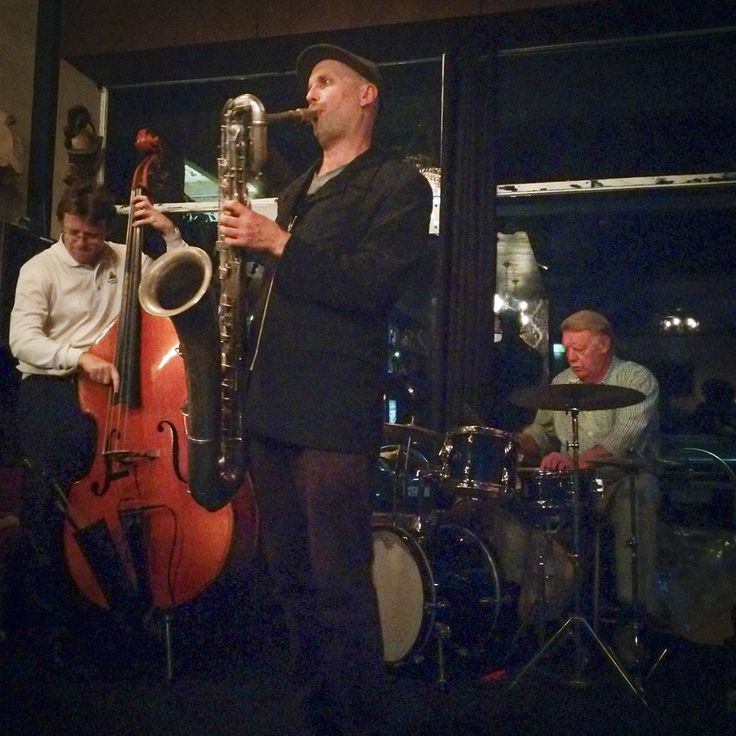 Love catching Thursday jazz at our local, The Midnight Fox. #jazz #jazzmusic #jazztrio #music #jazzguitar #jazzsaxaphone #jazzdrums