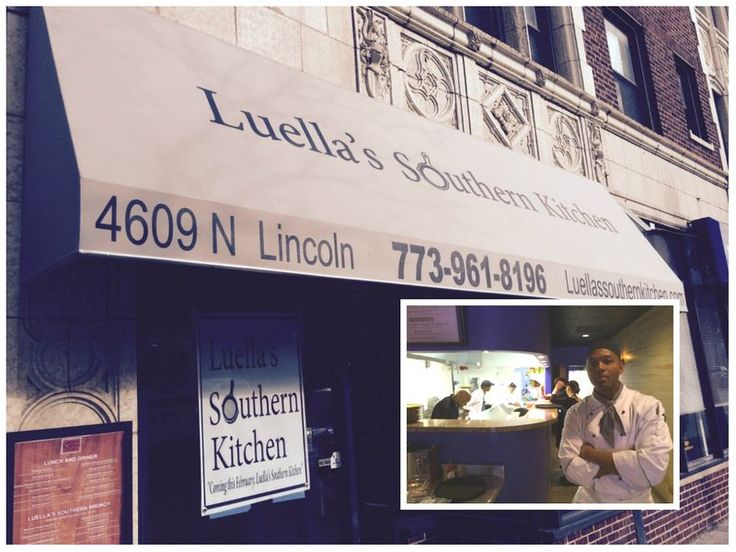 Luella's Southern Kitchen Bringing a Taste of the South to Lincoln Square - Eater Chicago