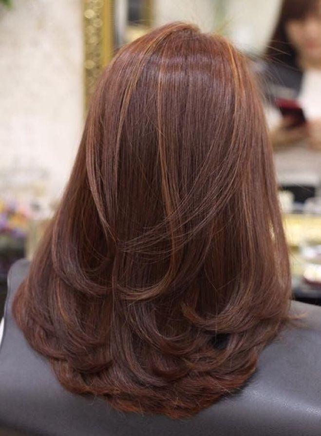 Pin oleh Ane Agustin di Ide potongan rambut (Dengan gambar ...