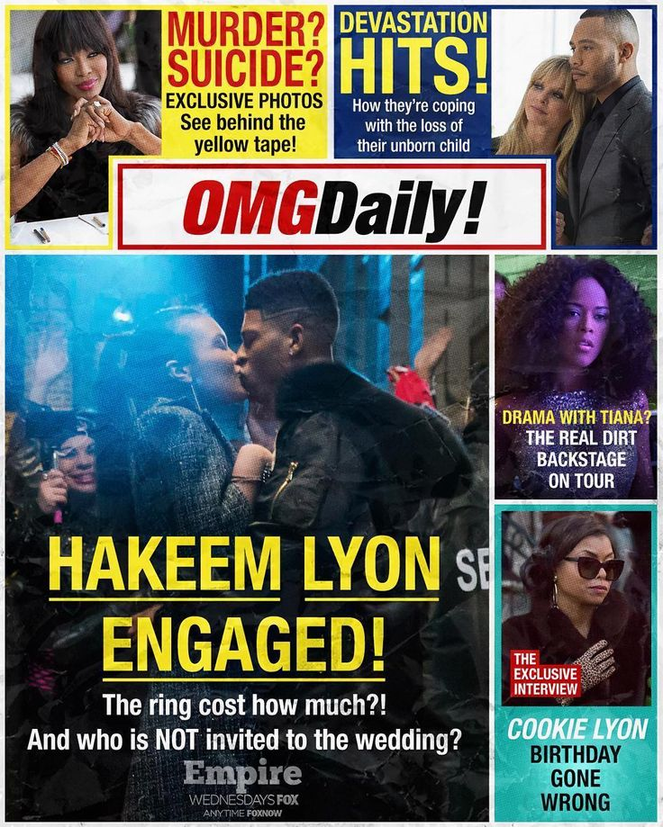 tarajiphenson    HA! #Repost @empirefox  The tabloids are abuzz with juicy #Empire gossip! Tap the link in our bio to catch up now.  Taraji P. Henson