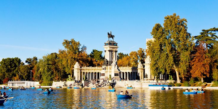 £34 & up — Fly to Madrid from 3 UK Airports - Cheap Flights