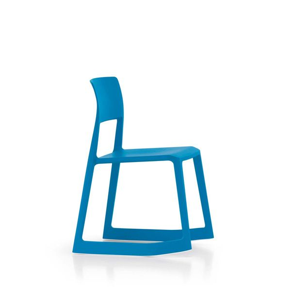 Ergonomic Simplicity of the Tip Ton Chair, designed for Vitra by Edward Barber and Jay Osgerby.