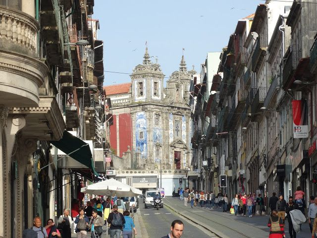 Emotional Treasurer: Porto - place of force