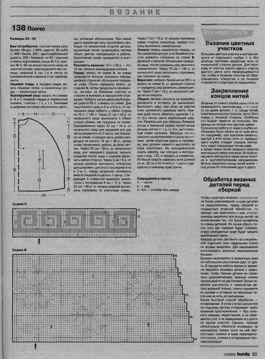 Индейское пончо - безумный жаккард от Alexander Mc. Обсуждение на LiveInternet - Российский Сервис Онлайн-Дневников