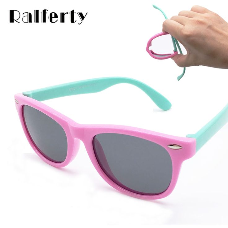 $5.39 (Buy here: https://alitems.com/g/1e8d114494ebda23ff8b16525dc3e8/?i=5&ulp=https%3A%2F%2Fwww.aliexpress.com%2Fitem%2FSunglasses%2F32562345617.html ) Ralferty Classic Infant Baby Kids Polarized Sunglasses Children Safety Coating Glasses Sun UV 400 Fashion Shades oculos de sol for just $5.39