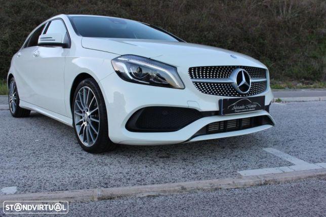 Mercedes-Benz A 200 CDi BE AMG Sport Aut. preços usados