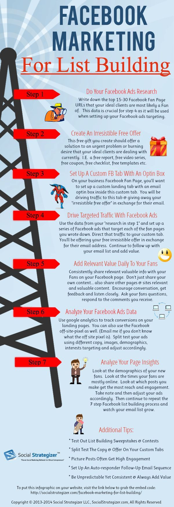Discover how to use #Facebook to build your #email list