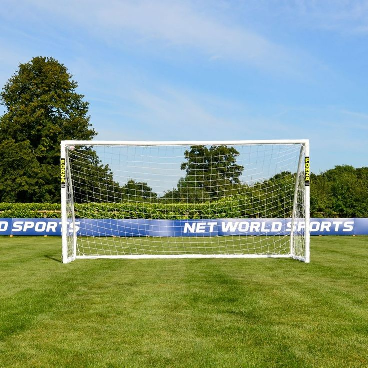 Backyard Soccer Goals Forza Match Standard Soccer Goal 12 ...