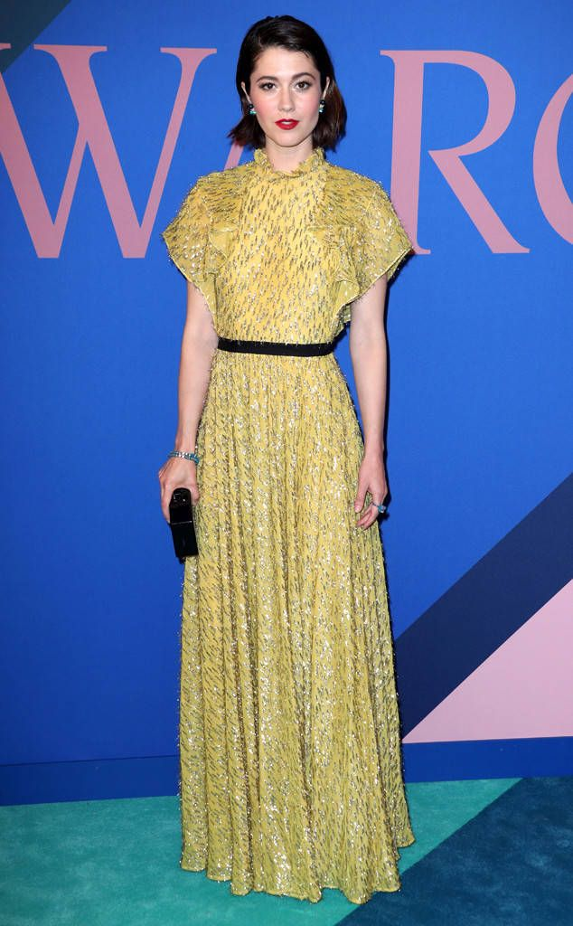 Mary Elizabeth Winstead: cfda-fashion-awards-2017-red-carpet-arrivals