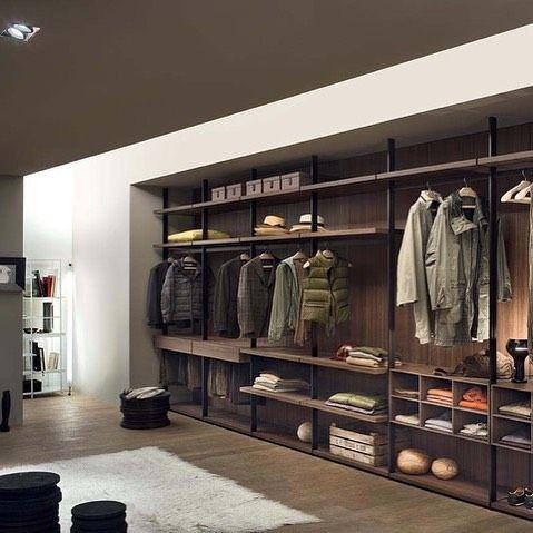Lema Mobili Com.Hanger Walk In Closet System By Piero Lissoni For Lema