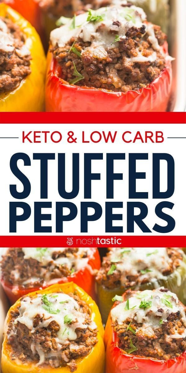 Keto Stuffed Peppers Recipe Cooking Recipes Healthy Stuffed Peppers Peppers Recipes