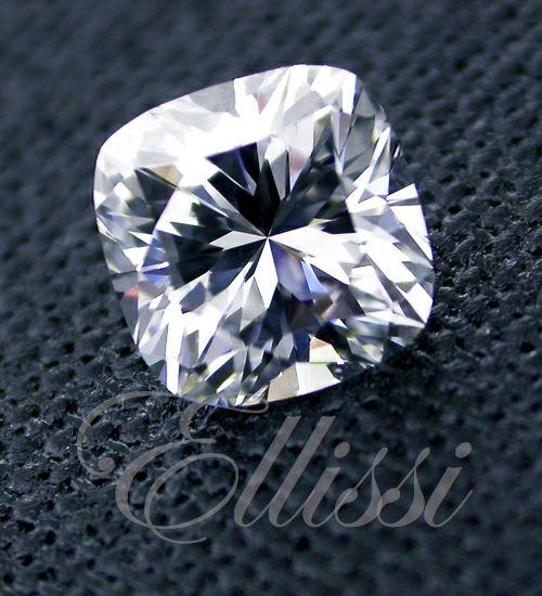 Cushion Brilliant #diamonds #wedding #jewellery