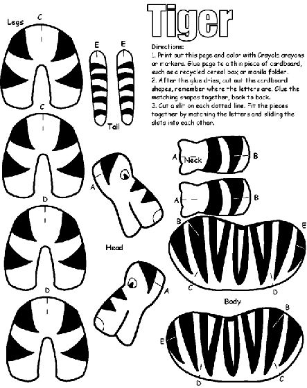 coloring pages animal classification lesson - photo#19