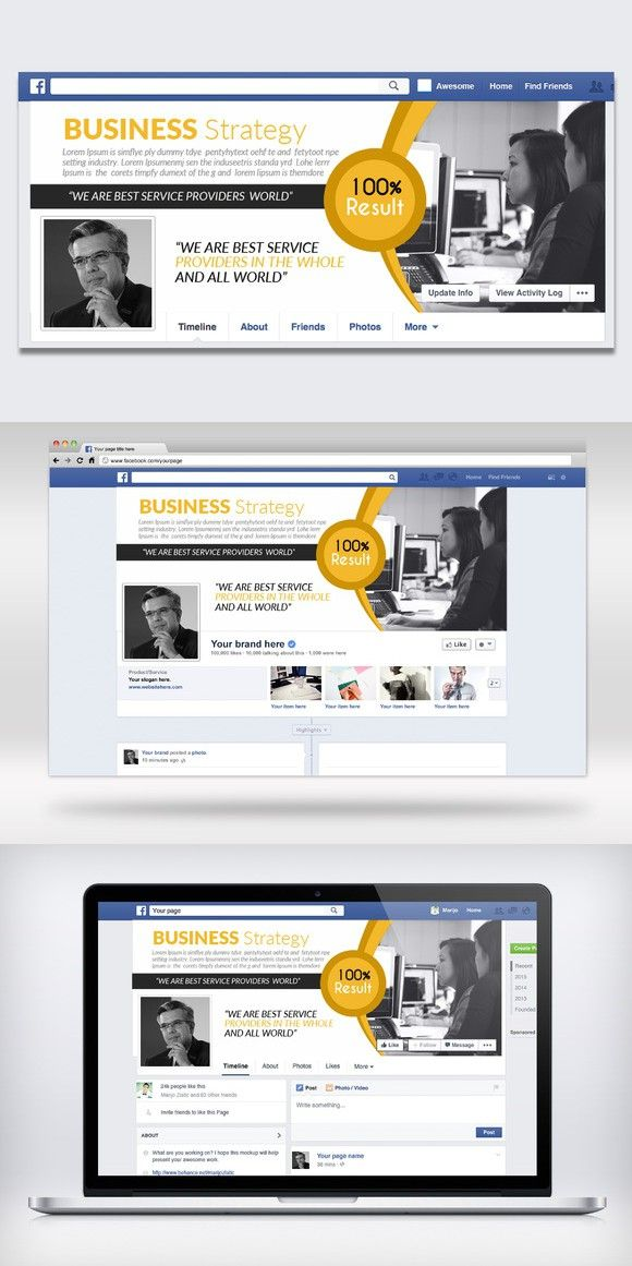 20 best Facebook Cover Timeline images on Pinterest Facebook - sample advertising timeline