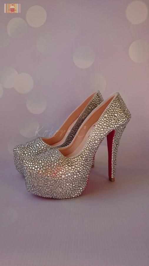 Sugar high heel shoes  by Kyoko (Kokoro Cakes)