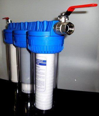 Lovely  Filteranlage Wasserfilter Trinkwasserfilter SEDIBAKT Osmose Keimfilter Bakterienfilter Reisefilter Filterkartusche Filterpatrone Workhorse http