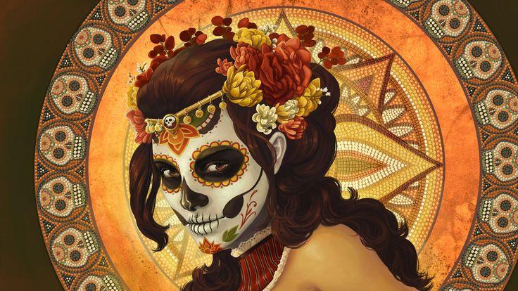 Dia de los Muertos by Ashley Claypool
