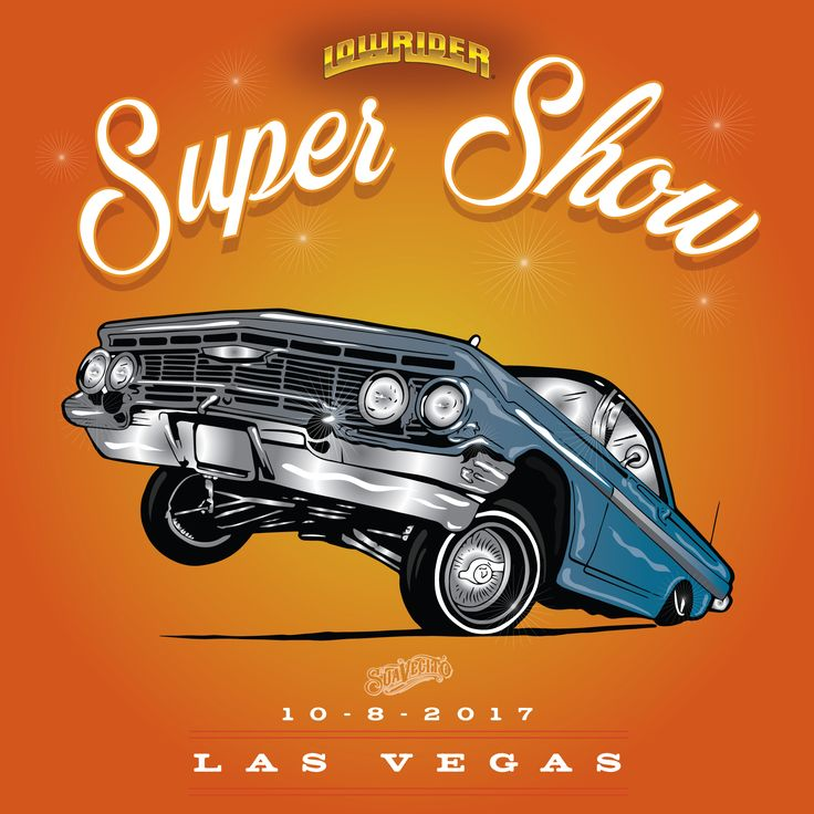 Join us for the hottest Lowrider Car Show this weekend in Las Vegas! The event begins at 10am and will go on until 5pm at the Cashman Center. Look out for our booth! @lowridermagazine. #Suavecito #SuavecitoPomade #Lowrider #Lowridersupershow #Cars #Carshow #Vendors #LasVegas #Getithombre!