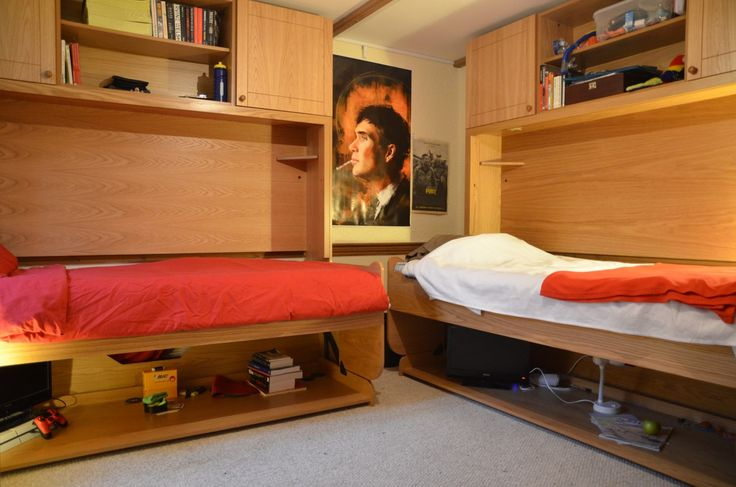 Tremough Barton Study Beds