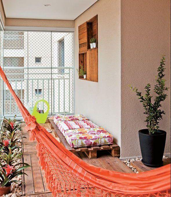 Mejores 109 im genes de decoraci n terrazas en pinterest for Decoracion jardin pequeno reciclado