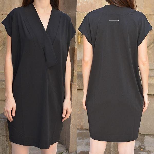 mm6-maison-martin-margiela-holded-collar-dress
