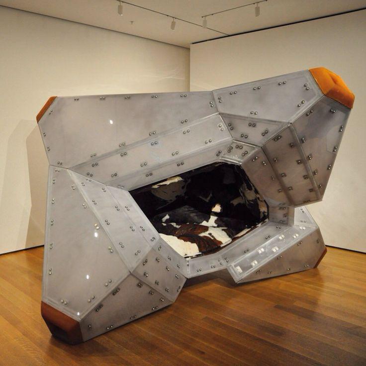 White Elephant Chair by Jimenez Lai