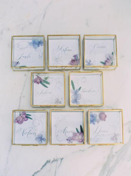 Cadeaux d'invités 2017 : un souvenir original et différent de votre mariage! Image: 25