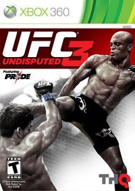 Boxshot: UFC Undisputed 3 by THQ
