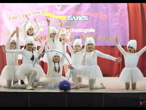 Dancin' Bugs - Vločky   Pohyb bez bariér 2016 - YouTube