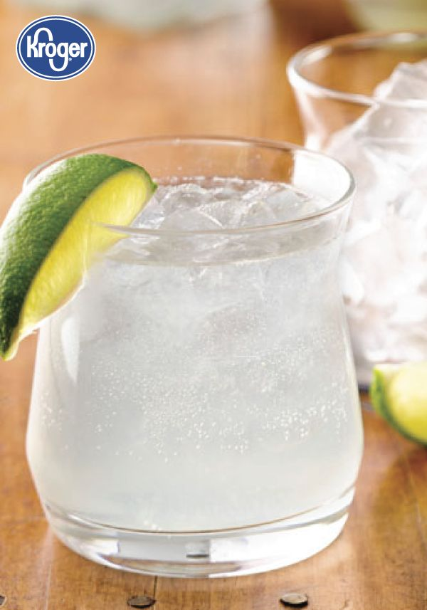 With a base of classic margarita ingredients—like tequila, lime juice, and liqueur, this recipe for a Fizzy Lime Sodarita from Inspired Gathering puts a bubbly twist on your favorite summer cocktail.