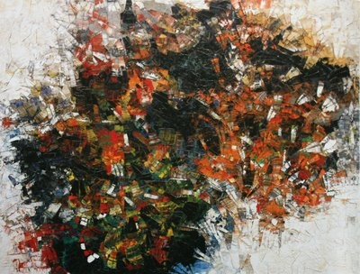""" The Wheel"" Jean-Paul Riopelle"