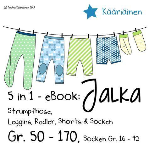 Näähglück by Sophie Kääriäinen: Freebooks & Schnittmuster