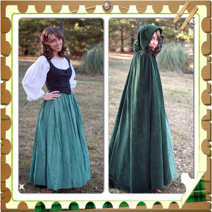 Renaissance/Medieval/Hobbit costume :-)