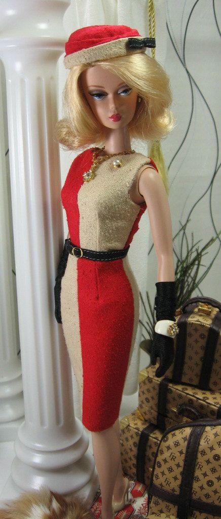 #barbies  for Silkstone Barbie...35.30.3 qw