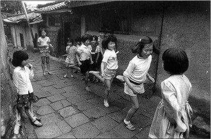 [사진작가] 김기찬(金基贊, 1938-2005) - 골목안 풍경 : 네이버 블로그