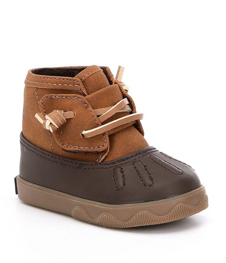 Sperry Boys' Icestorm Winter Crib Shoes #Dillards | Crib ...
