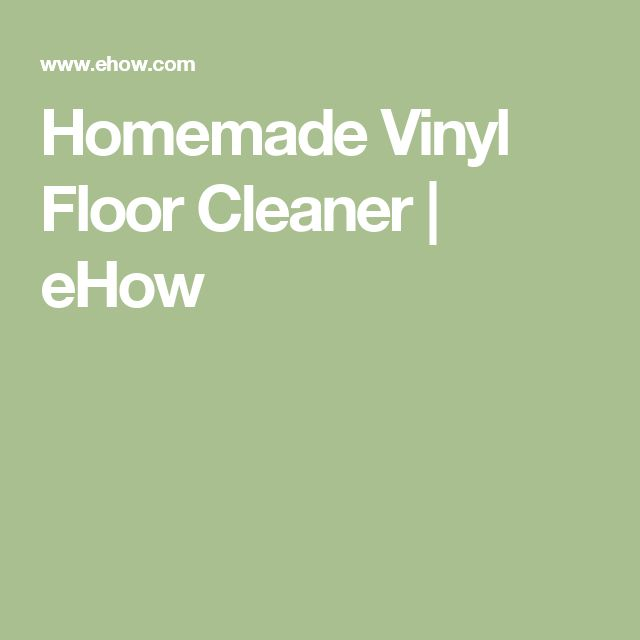 25+ Unique Vinyl Floor Cleaners Ideas On Pinterest | Natural Cleaning  Recipes, Diy Glass Cleaning And Cleaning Solutions