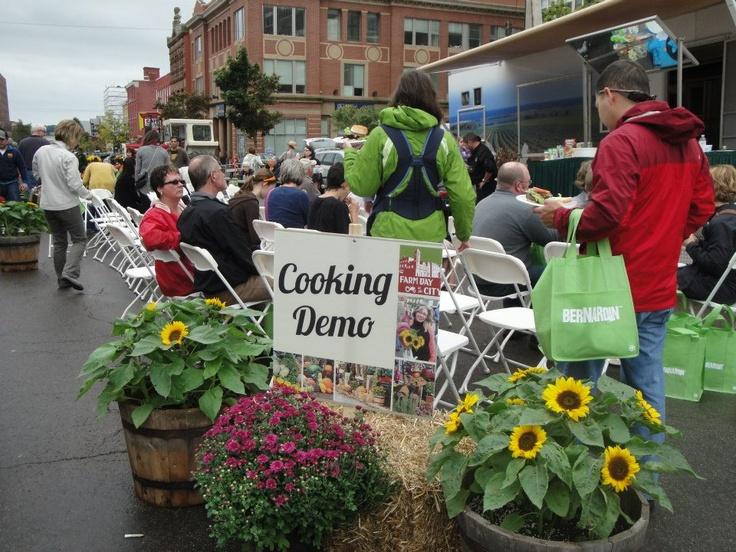 Fall Food Festival Pei Contest
