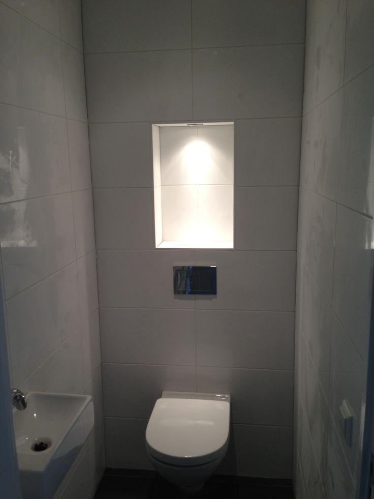 toilet met nis - Google zoeken
