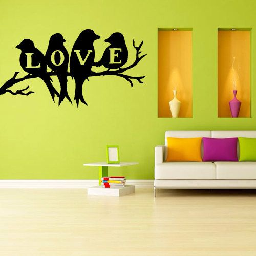 40 best Wall decal images on Pinterest | Vinyl wall decals, Vinyl ...