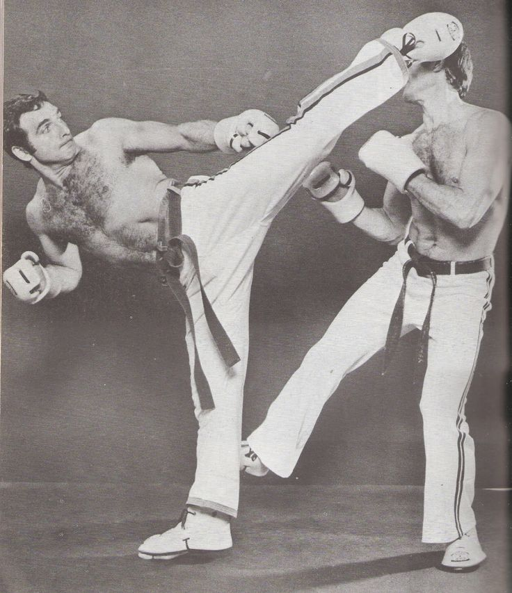 """Dominique """"the King"""" Valera Early Full Contact Karate"""
