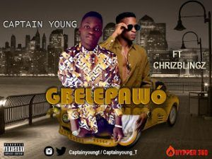"""Rapper Omotoso omotayo olawande """"Captain Young"""" is back this time with a sick hardcore rap titled """"GBELEPAWO"""". after dropping OMO ELIJAH ( REMINISCE'S ISE YEN COVER ) . This time his featuring an Igbo rapper the POLY BAG crooner , Chrizblingz GBELEPAWO  is a jam with a classic rap beat with sick English,Yoruba AND Igbo flows which will keep you glued to your speakers for days.   #[Music] Captain Young ft. Chrizblingz - Gbelepawo"""